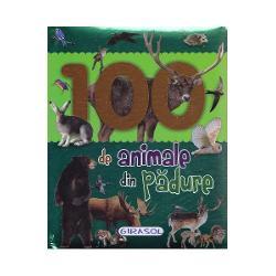 Aceasta carte ii ajuta pe cei mici sa descopere animale din padure prin intermediul unor imagini Cartea are paginile groase si cartonate