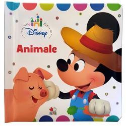 Aceast&259; &238;nc&226;nt&259;toare carte deschide o lume distractiv&259; de &238;nv&259;&539;are a animalelor Cei mici pot &238;nv&259;&539;a despre animale &537;i lumile lor cu ajutorul personajelor lor preferate Disney Cartonul robust &537;i coperta c&259;ptu&537;it&259; moale fac ca aceast&259; carte s&259; fie perfect&259; pentru m&226;inile celor mici