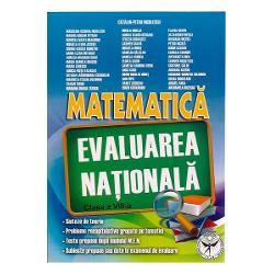 Matematica evaluare nationala clasa a VIII a