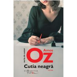 Opera lui Amos Oz este tradus&259; în peste patruzeci de limbi RomanulCutia neagr&259;a fost distins în Fran&355;a în 1988 cu Premiul Femina ÉtrangerPlasându-&351;i romanul epistolar într-o societate israelian&259; aflat&259; în continu&259; transformare în anii 70 ai secolului trecut Oz îl populeaz&259; cu personaje pitore&351;ti &351;i eterogene tineri hippie locuitori