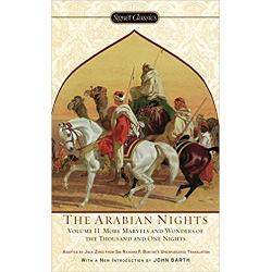 Arabian Nights (volumul 2 ) imagine librarie clb