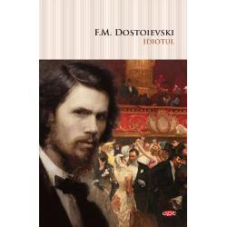 """""""Ideea principal&259; a romanului este înf&259;&355;i&351;area unui om întru totul sublim Nimic nu-i mai greu pe lume mai ales acum Voi aminti c&259; dintre chipurile sublime ale literaturii cre&351;tine cel mai apropiat de des&259;vâr&351;ire este al lui Don Quijote Dar acesta este sublim numai pentru c&259; în acela&351;i timp este &351;i ridicol Pickwick al lui Dickens este &351;i el ridicol tocmai prin asta fiind cuceritor Pe"""