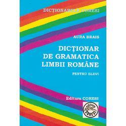 Contine notiunile fundamentale ale gramaticii limbii romane explicate pe intelesul elevilor cu exemple