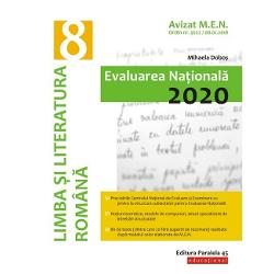 Avizat MEN conform OM nr 30228012018GHIDUL COMPLET DE PREG&258;TIRE A EXAMENULUI DE EVALUARE NA&538;IONAL&258; pentru proba de limba &351;i literatura rom&226;n&259; este &238;n concordan&355;&259; cu programa &351;colar&259; &238;n vigoare &351;i cu toate manualele aprobate de MENAlgoritmul de preg&259;tire pentru examen include cinci etape &206;nva&355;&259; defini&355;ia -> Aplic&259; &238;n compuneri