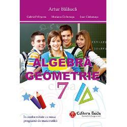 Lucrarea compartimentat&259; pe capitole pe unit&259;&355;i de înv&259;&355;are &351;i chiar pe lec&355;ii grupeaz&259; elementele de con&355;inut ale programei &351;colare actuale cu respectarea logicii interne de dezvoltare a conceptelor matematice &351;i ofer&259; atât elevilor cât &351;i profesorilor lor un volum de exerci&355;ii &351;i probleme pe cât de variate pe atât de originale care au menirea s&259;-i ajute în abordarea
