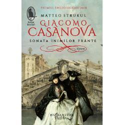 """PREMIUL EMILIO SALGARI 2018Matteo Strukul este cel mai cunoscut autor italian de romane istorice opera sa multipremiat&259; fiind tradus&259; în peste 20 de limbi""""De prea multe ori în via&539;&259; am pl&259;tit dublu ceea ce credeam a&8209;mi fi oferit din prietenie"""" Îns&259; pentru dragoste Casanova a pl&259;tit o singur&259; dat&259; Soarta lui &537;i a celei care i-a furat inima este hot&259;rât&259; într-un joc"""