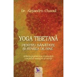 """În timp ce yoga a devenit o practic&259; obi&537;nuit&259; pentru s&259;n&259;tate &537;i bun&259;stare instrumentele ancestrale de yoga tibetan&259; au r&259;mas secrete timp de secole Numite &537;i """"mi&537;c&259;rile magice"""" tehnicile din yoga tibetan&259; îmbun&259;t&259;&539;esc for&539;a fizic&259; &537;i s&259;n&259;tatea emo&539;ional&259; &537;i mental&259; vindecând sistemul"""