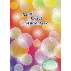 Super Caiet A4 Matematica 60 File Color