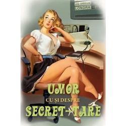 Umor cu si despre secret-tare imagine librarie clb