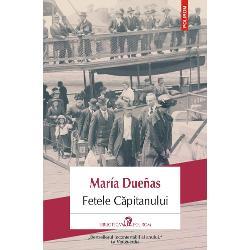 """""""Bestsellerul incontestabil al anului""""La VanguardiaMaría Dueñas ne spune înFetele C&259;pitanuluipovestea emo&355;ionant&259; a tuturor celor ce s-au v&259;zut vreodat&259; obliga&355;i s&259;-&351;i p&259;r&259;seasc&259; &355;ara s&259; înve&355;e alt&259; limb&259; &351;i s&259; se adapteze într-o alt&259; cultur&259; Victoria Mona &351;i"""