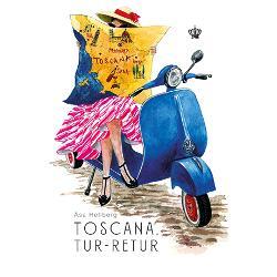 Sara Jurnalist&259; &537;i supravie&539;uitoare a unui divor&539;Jessica Scriitoare de romane de dragoste &537;i iubitoare de pantofi cu toc Cât mai înaltToscana Soare plaje nesfâr&537;ite Vespa castele pivni&539;e de vinuri albastru-mediteraneean umor &537;i autoironie mult&259; iubire o pan&259; de benzin&259; &537;i un mesaj cât se poate de simplu oricând po&539;i s&259; fii din