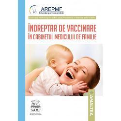 Indreptar de vaccinare in cabinetul medicului de familie imagine librarie clb