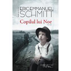 """Roman de o rar&259; intensitate inspirat din întâmpl&259;ri adev&259;rateCopilul lui Noeeste tradus în treizeci de limbi""""Aceast&259; poveste despre încerc&259;rile tragice la care îi supune Istoria pe oameni v&259; va urm&259;ri multa vreme Eric-Emmanuel Schmitt î&537;i confirm&259; extraordinarul talent &537;i sfideaz&259; înc&259; o dat&259; barierele genurilor literare &537;i ale"""