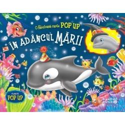 In adancul marii - Carte pop up