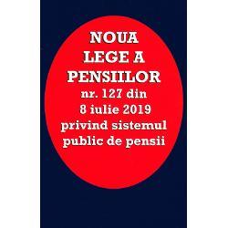 Noua Lege a pensiilor nr 1272019 isi propune ca din sistemul de pensii sa fie eliminate inechitatile dintre categoriile de persoane care au desfasurat activitatea in aceleasi conditii de munca si cu un nivel de salarizare relativ similar indiferent de anul pensionariiAceasta lege se adreseaza pensionarilor si asiguratilor sistemului public de pensii prin aceea ca se fundamenteaza pe principii de baza cum sunt contributivitatea solidaritatea sociala egalitatea de tratament intre