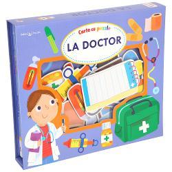 Bogat&259; &238;n ilustra&539;ii viu colorate 15 piese de puzzle &537;i lucruri de g&259;sit aceast&259; carte este perfect&259; pentru copiii c&259;rora le place s&259; se joace de-a doctorul
