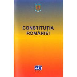 Textul Constitutiei Romaniei a fost publicat in Monitorul Oficial al Romaniei Partea I nr 767 din 31 octombrie 2003Constitutia Romaniei din 1991 a fost modificata si completata prin Legea de revizuire a Constitutiei Romaniei nr 4292003 publicata in Monitorul Oficial al Romaniei Partea I nr 758 din 29 octombrie 2003 republicata de Consiliul Legislativ in temeiul art 152 din Constitutie cu reactualizarea denumirilor si dandu-se textelor o noua numerotare art 152 a
