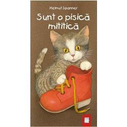 CarteaSunt o pisic&259; mititic&259; de celebrul autor &537;i ilustrator Helmut Spanner se adreseaz&259; celor mai mici cititori Ap&259;rut&259; în condi&539;ii grafice deosebite cu pagini mari cartonate frumos colorate cartea poate constitui un cadou util &537;i frumos pentru copila&537;i Ei pot urm&259;ri aventurile unei pisicu&539;e care la prima ei vizit&259; în gr&259;din&259; se confrunt&259; cu adev&259;rate provoc&259;ri Se