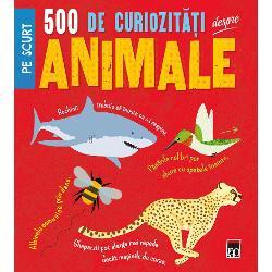 &536;tiai c&259; unele p&259;s&259;ri pot zbura cu spatele c&259; albinele comunic&259; prin dans Sau c&259; rechinii nu pot respira dac&259; nu înoat&259; C&259; ur&537;ii polari au pielea neagr&259; Lucrarea e împ&259;r&539;it&259; în capitole care descriu corpul animalelor habitatul acestora felul cum se mi&537;c&259; cum comunic&259; între ele care le sunt prietenii &537;i du&537;manii