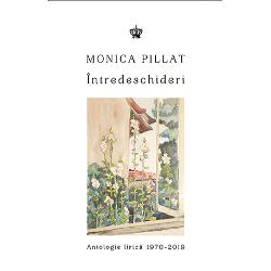 """Monica Pillat – nepoata poetului Ion Pillat &351;i a pictori&355;ei Maria Pillat-Brate&351; fiica lui Dinu &351;i a Corneliei Pillat n&259;scut&259; la 8 octombrie 1947 la Bucure&351;ti Membr&259; a Uniunii Scriitorilor la sec&355;ia poezieScrieri poezie proz&259; critic&259; literar&259; traduceri &351;i îngrijiri de edi&355;ie""""Prezenta antologie cuprinde o selec&355;ie din versurile publicate în"""
