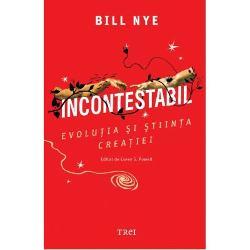 In februarie 2014 Bill Nye a participat la o dezbatere foarte aprinsa in care a reprezentat evolutionismul impotriva pozitiei creationiste Interesul starnit de aceasta confruntare precum si persistenta unor opinii eronate cu privire la istoria vietii pe pamant l au facut pe Nye sa inceapa o campanie energica pentru popularizarea adevarului incontestabil al evolutiei Rodul acestor eforturi este cartea de fata in care Nye arata intre altele cum au aparut oamenii si daca specia noastra isi