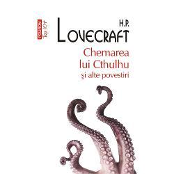 Traducere din limba englez&259; &351;i note de Ligia CaranfilÎn cele dou&259;sprezece povestiri care alc&259;tuiesc volumul lui HP Lovecraft scriitorul american închipuie omenirea ca pe un avanpost firav al firescului într-un univers altfel haotic &351;i ostil ce ascunde o realitate poate prea înfrico&351;&259;toare pentru a fi p&259;truns&259; de mintea omului Personajele î&351;i istorisesc propria alienare &351;i cerceteaz&259;