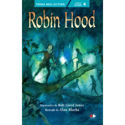 Dup&259; ce tat&259;l lui este arestat de &537;eriful cel r&259;u din Nottingham Much Middleton caut&259; s&259; ob&355;in&259; ajutorul unui haiduc vestit pe nume Robin HoodIar împreun&259; pun la cale un plan îndr&259;zne&355; de a p&259;trunde în castelul bine p&259;zit al &537;erifului…