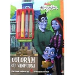 Vampirina are o fire sincer&259;&160;&537;i generoas&259; dar este altfel decat feti&539;ele de v&226;rsta ei pentru c&259;&160;e&8230; vampirDescoper&259;-i&160;aventurile rezolv&259;&160;activit&259;&539;ile&160;&537;i coloreaz&259;&160;imaginile c&226;t mai frumos