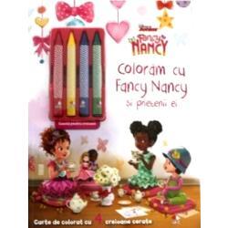 Fancy Nancy este o feti&539;&259; care ador&259; toate lucrurile &537;ic &537;i &238;i place s&259; fie foarte elegant&259; Descoper&259;-i aventurile rezolv&259; activit&259;&539;ile &537;i coloreaz&259; imaginile c&226;t mai frumos
