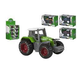 Tractor ferma diecast 164Dimensiuni aprox 6-8 cmFace parte dintr-o colectie de 4 modele