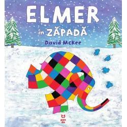 Când Elmer îi aude pe elefan&355;i plângându-se c&259; afar&259; este prea frig îi ia cu el la o plimbare într-un loc &537;i mai friguros doar ca s&259; le arate cât de bine se pot distra iarna