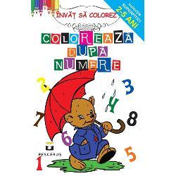 Coloreaza dupa numere