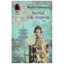 Yasunari Kawabata este primul scriitor japonez care a primit Premiul Nobel pentru literatura in 1968Vechiul oras imperial capodopera lui Kawabata a fost ecranizat in 1963 de Noboru Nakamura si in 1980 de Kon IchikawaDupa cel de-al Doilea Razboi Mondial locuitorii orasului Kyoto asista la metamorfoza lenta dar imuabila a stravechilor obiceiuri Doua surori gemene despartite la nastere se regasesc pe neasteptate iar universul fiecareia