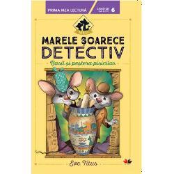 Basil &537;oarecele detectiv care locuie&537;te chiar în pivni&539;a casei lui Sherlock Holmes de pe Baker Street are de rezolvat unul dintre cele mai mari mistere ale lumii &537;orice&537;ti oare exist&259; pisici în miniatur&259; Înso&539;it de asistentul s&259;u de încredere doctorul Dawson &537;i de o echip&259; de &537;oareci de &537;tiin&539;&259; Basil se îmbarc&259; într-o c&259;l&259;torie plin&259; de peripe&539;ii spre