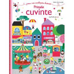 O carte cu imagini pline de culoare de detalii &537;i de surprize ideal&259; pentru to&539;i copiii care încep s&259; descopere lumea