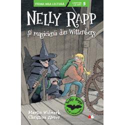 E noaptea de Halloween &537;i str&259;zile sunt împânzite de copii în costume haioaseÎn casa lui Nelly Rapp preg&259;tirile sunt în toi Dar brusc se aude o b&259;taie în u&537;&259; Doi b&259;rba&539;i înal&539;i cu pelerine lungi &537;i p&259;l&259;rii ascu&539;ite stau în fa&539;a intr&259;riiOare ce vor &536;i de ce intr&259; în cas&259; plini de încredere de&537;i n-au fost
