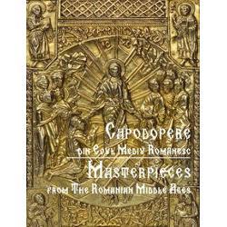 Capodopere din Evul Mediu Romanesc CD imagine librarie clb