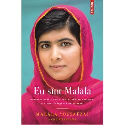 Povestea fetei care a luptat pentru educatie si a fost impuscata de talibaniM-am nascut intr-otara care a luat fiinta la miezul noptii Cind am fost atit de aproape de moarte abia trecuse de miezul zileiCind talibanii au ocupat Valea Swat din Pakistan printre foarte putinii care au indraznit sa protesteze a fost si o fata Malala Yousafzai a refuzat sa taca si a