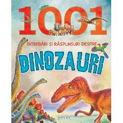 Ce manca Triceratops Cum arata un nautilus Cand au aparut primii dinozauri Cum avea craniul Tyrannosaurus Exista un dinozaur cu un corn intorsO carte extraordinara plina de informatii si curiozitati si cu ilustratii color care va raspunde la aceste intrebari si la multe altele pe care micii cititori si le pun despre animalele preistorice despre dinozauri despre fosile si despre multe altele