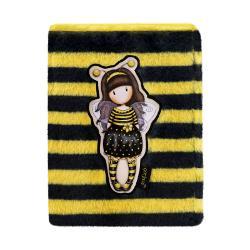 Agenda A4 Gorjuss Furry Bee LovedCaracteristici&160;Dimensiune&160;224x17x22 cm format A4Colectie Gorjuss&160;Furry cu blanitaPersonaj Gorjuss Bee LovedPagini 192&160;