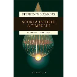 Nici o carte de stiinta nu s-a bucurat vreodata de popularitateaScurtei istorii a timpului timp de mai bine de patru ani s-a aflat pe lista de bestselleruri dinSunday Times mai mult decat orice alta carte Explicatia acestui succes tine de natura intrebarilor pe care le pune aici Stephen Hawking unul dintre cei mai mari savanti contemporani devenit alaturi de Einstein un simbol al stiintei Cum s-a nascut universul Este timpul reversibil