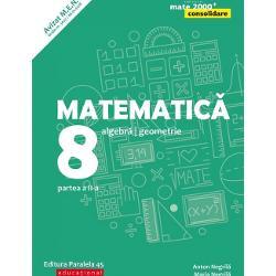 Avizat MEN conform OM nr 30228012018Seria de lucr&259;ri&160;MATE 2000 CONSOLIDARE destinat&259;&160;claselor de gimnaziu respect&259;&160;toate cerin&539;ele programei &537;colare actuale de matematic&259;&160;referitoare la&160;competen&539;e generale competen&539;e specifice &537;i con&539;inuturi oferind&160;sugestii metodologice&160;dintre cele mai atractiveAstfel pentru fiecare capitol din
