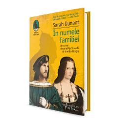 În numele familieiexploreaz&259; apogeul &537;i declinul figurilor faimoase din familia Borgia a c&259;rei ascensiune la putere a fost evocat&259; de Sarah Dunant în bestsellerulSânge &537;I splendoare În primii ani ai secolului al XVI-lea Niccolò Machiavelli trimis al Republicii florentine la Roma este martor &537;i personaj al evenimentelor tumultuoase care