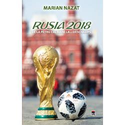 """O incursiune pe cât de inedit&259; pe atât de complex&259; de elocvent&259; &351;i defermec&259;toare în lumea fotbalului Mondialul din Rusia prilej de """"alte alte emo&355;ii &351;i pove&351;ti nemuritoare creeaz&259; premisa""""desc&259;lec&259;rii în &355;ara &355;arilor sângero&351;i &351;i f&259;r&259; de mil&259; a c&259;ror m&259;re&355;iecaptiveaz&259; înc&259; seduce &351;i"""