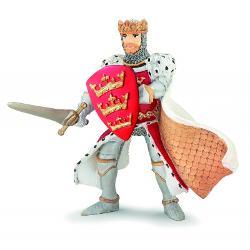 Figurina Papo-Regele Arthur&160;Figurina Papo-Regele Arthur este o jucarie pentru copii si colectionariDimensiuneh 9 cmRecomandat 3 ani
