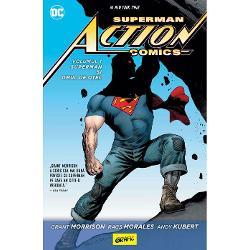 """""""Grant Morrison a scris cea mai bun&259; poveste cu Superman pe care am citit-o vreodat&259;"""" USA Today""""O carte grozav&259;"""" Entertainment Weekly""""Morrison a creat un Superman mai apropiat de noi ca niciodat&259; Replicile spirituale &537;i problemele reale abordate îi ofer&259; din nou lui Superman o personalitate puternic&259;""""Complex Magazine""""&536;ase stele din cinci"""