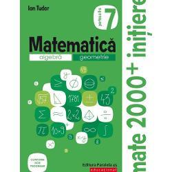 Cea mai popular&259; &351;i mai longeviv&259; colec&355;ie de matematic&259; din Rom&226;nia&160;MATE 2000 a Editurii Paralela 45 reprezint&259; de mai bine de dou&259; decenii suportul num&259;rul 1 de &238;nv&259;&355;are a matematicii pentru majoritatea elevilor din &238;nv&259;&355;&259;m&226;ntul preuniversitar at&226;t prin activit&259;&355;ile matematice de consolidare &351;i aprofundare c&226;t &351;i prin activit&259;&355;ile de