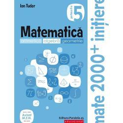 Avizat MEN conform OM nr 30228012018Cea mai popular&259; &351;i mai longeviv&259; colec&355;ie de matematic&259; din Rom&226;nia&160;MATE 2000 a Editurii Paralela 45 reprezint&259; de mai bine de dou&259; decenii suportul num&259;rul 1 de &238;nv&259;&355;are a matematicii pentru majoritatea elevilor din &238;nv&259;&355;&259;m&226;ntul preuniversitar at&226;t prin activit&259;&355;ile matematice de consolidare &351;i