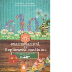 Matematica si explorarea mediului  clasa a II-a partea I M-ART