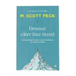 Cartea lui M Scott Peck medic psihiatru cu o &238;ndelungat&259; experien&355;&259; &238;n psihoterapie vorbe&351;te despre lucruri fundamentale legate de evolu&355;ia actual&259; a umanit&259;&355;ii g&226;ndire con&351;tiin&355;&259; cunoa&351;tere &351;i evolu&355;ie spiritual&259; alegeri f&259;cute &238;n via&355;a personal&259; sau &238;ntr-un cadru organizat institu&355;ie societate dar &351;i despre &351;tiin&355;a lui Dumnezeu Om de